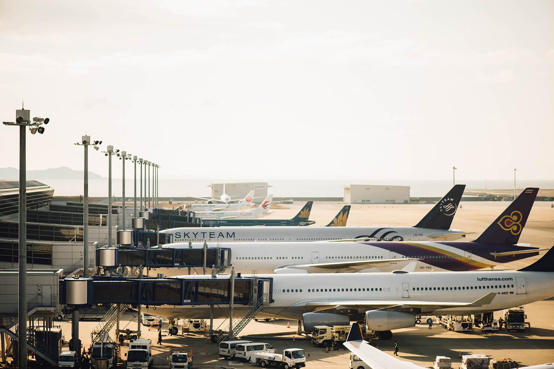 Sectores Aeropuertos